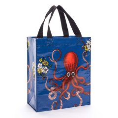 【Blue Q(ブルーキュー)】ランチトートバッグ「Octopus」<img class='new_mark_img2' src='https://img.shop-pro.jp/img/new/icons1.gif' style='border:none;display:inline;margin:0px;padding:0px;width:auto;' />