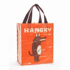 【Blue Q(ブルーキュー)】ランチトートバッグ「Hangry」<img class='new_mark_img2' src='https://img.shop-pro.jp/img/new/icons1.gif' style='border:none;display:inline;margin:0px;padding:0px;width:auto;' />