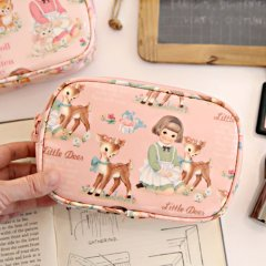 <img class='new_mark_img1' src='//img.shop-pro.jp/img/new/icons59.gif' style='border:none;display:inline;margin:0px;padding:0px;width:auto;' />【Sally】オイルクロス daily pouch