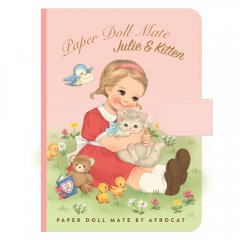 Paper doll mate Diary Ver.10 (日付なし)Julie