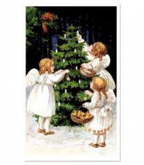 【Paris】クリスマスポストカード(xmas-1)