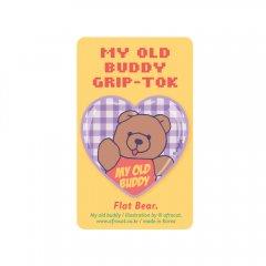グリップトック GRIPTOK_7.Flat Bear