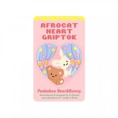 グリップトックGRIPTOK_11.Peekaboo Bear&Bunny