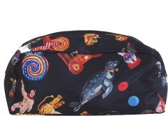 Nathalie Lete Oblong Pouch ナタリー・レテ ポーチ (Circus)