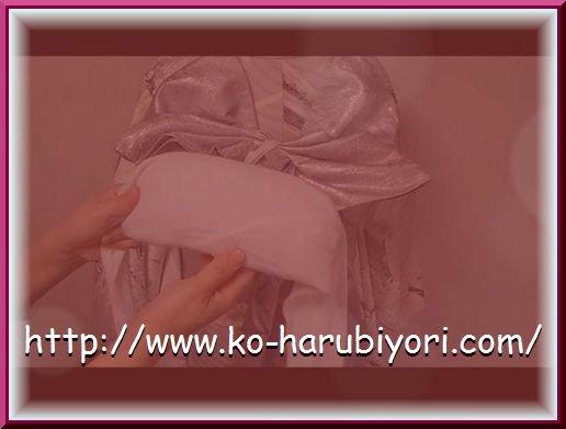 着付師【5-1】帯まわり●帯枕のつけ方&帯締めのかけ方【動画】 - 小春堂*Handmade&Text*