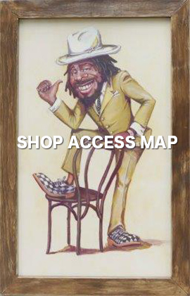 SHOP ACCESS MAP