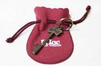 Lilac(ライラック)  Brass Key Opener オープナーキーホルダー シャムロック