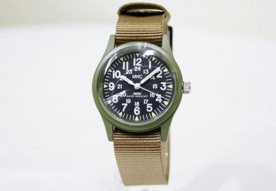 MWC(エムダブリューシー)  W-113ウォッチ 腕時計 OLV