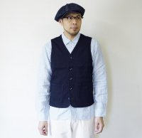 <img class='new_mark_img1' src='https://img.shop-pro.jp/img/new/icons14.gif' style='border:none;display:inline;margin:0px;padding:0px;width:auto;' />JAPAN BLUE JEANS(ジャパンブルージーンズ)  刺子ベスト
