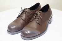 PADRONE high standard line(パドローネ ハイスタンダードライン)  Derby Plain Toe Shoes ハイスタンダードライン プレーントゥ BRN