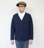 <img class='new_mark_img1' src='https://img.shop-pro.jp/img/new/icons14.gif' style='border:none;display:inline;margin:0px;padding:0px;width:auto;' />JAPAN BLUE JEANS(ジャパンブルージーンズ)  16.5ozスウェットカーディガン NVY