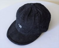 save(セーブ)  Embroidery Cap 児島デニムキャップ