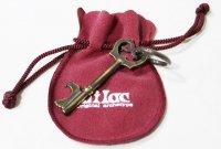 Lilac(ライラック)  Brass Key Opener オープナーキーホルダー ハート