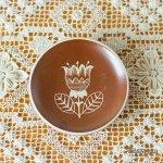 アラビア ARABIA Art Department タリナ Tarina チューリップ ウォールプレート 小皿 豆皿