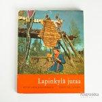 ラップランドの村 サーミの人々の暮らし 写真集 フィンランド語