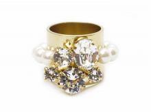 Bijou Pearl Ring
