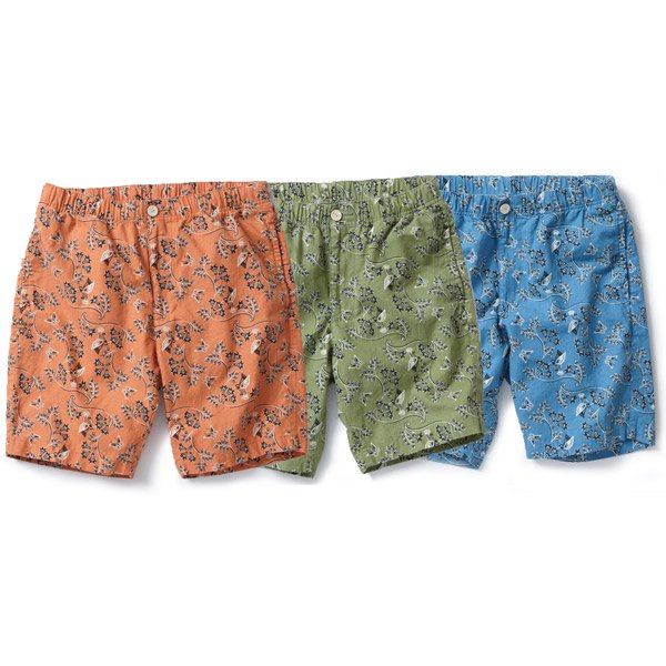 【RADIALL】HAMMING BIRD SHORT PANTS【ショートパンツ】