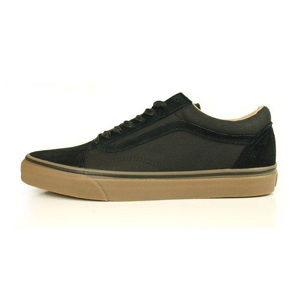 【VANS CLASSIC DX CLASSIC PLUS/バンズ クラシックプラス】OLD SKOOL REISSUE DX (COATED) BLACK/MEDIUM GUM【シューズ・スニーカー・靴】