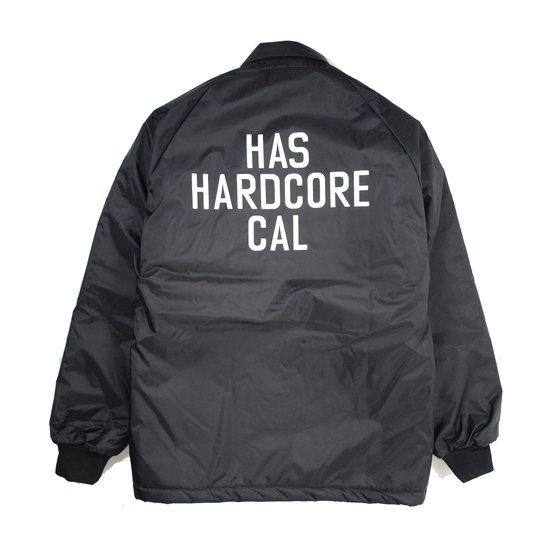 HideandSeek HARD CORE CAL TEAM JACKET【BLACK】