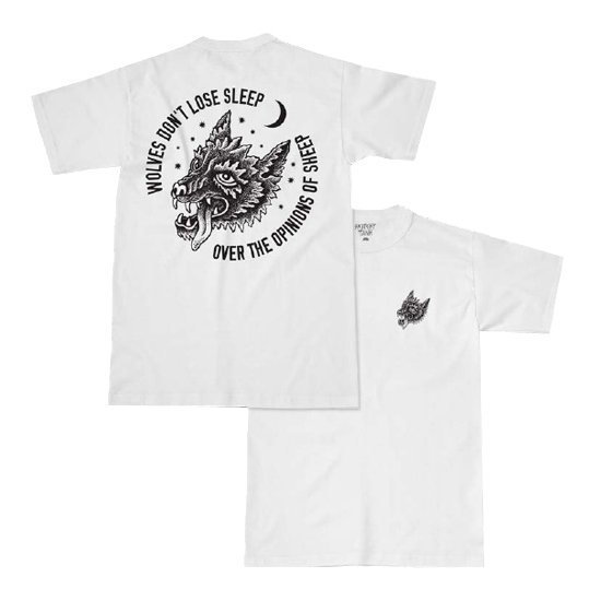 【SKETCHY TANK】OPINIONS TEE【Tシャツ】