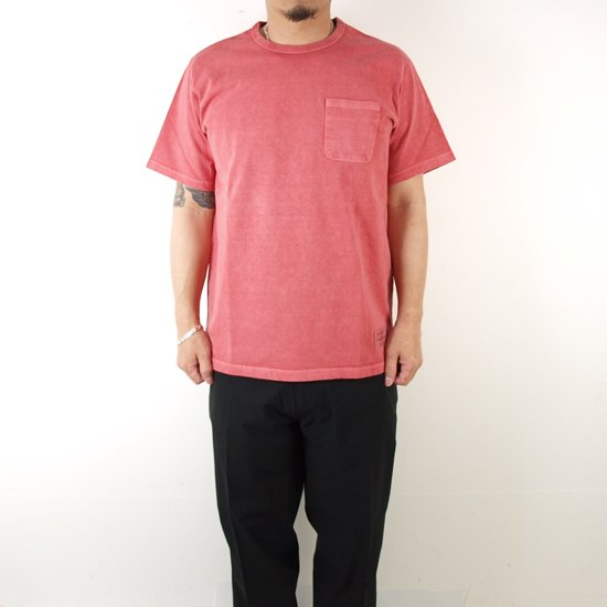 ROUGH AND RUGGED PIG CPT TEE t02