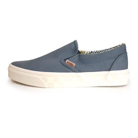 【VANS CLASSIC】CLASSIC SLIP-ON DX DARK SLATE【スリッポン・シューズ・スニーカー・靴】