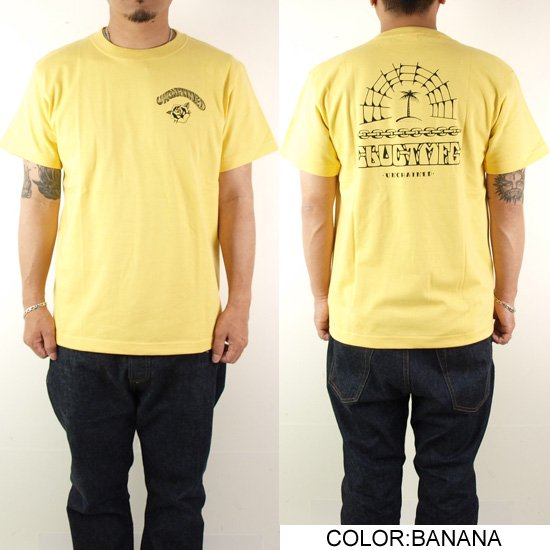 CLUCT SPIDER WEB TEE