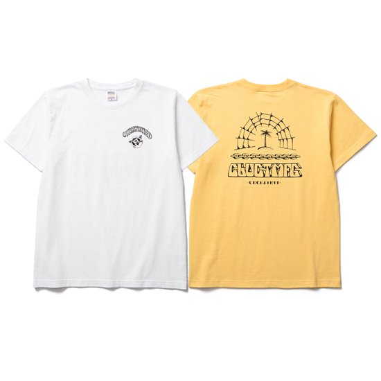 【CLUCT/クラクト】SPIDER WEB TEE【Tシャツ】