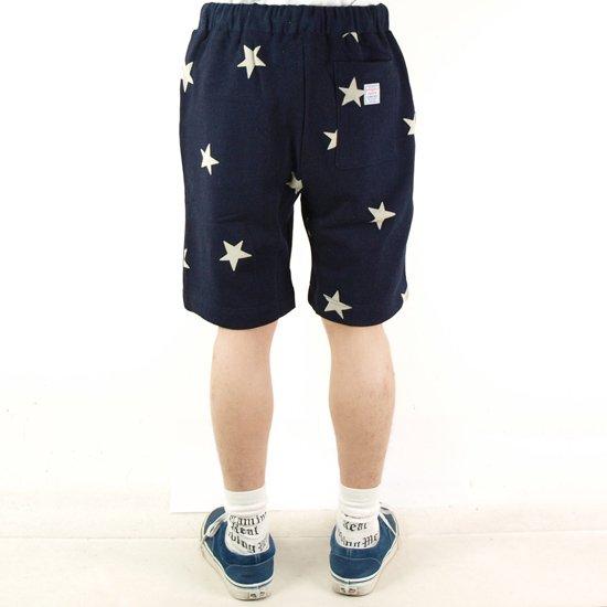 CLUCT 【SALE30off】STAR SWEATSHORT
