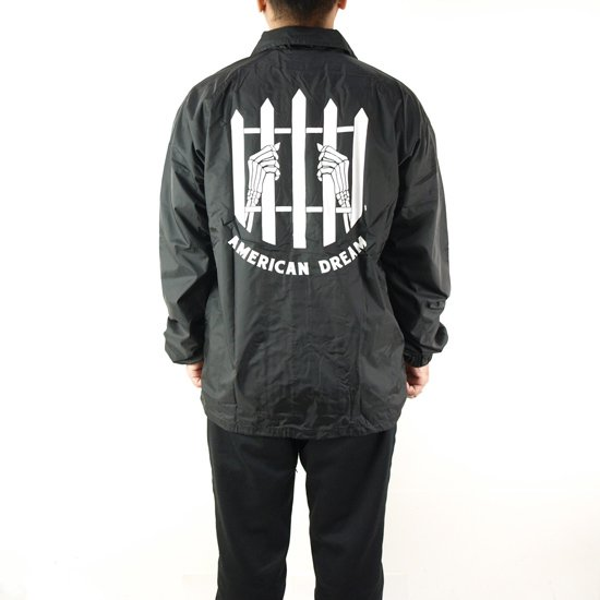 LURKING CLASS(SKETCHY TANK) DREAM COACHES JACKET