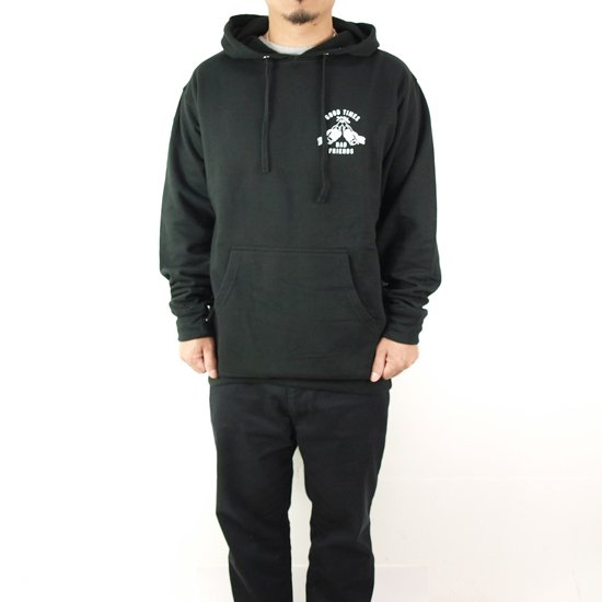 LURKING CLASS(SKETCHY TANK) GOOD TIME PULLOVER HOODED SWEAT