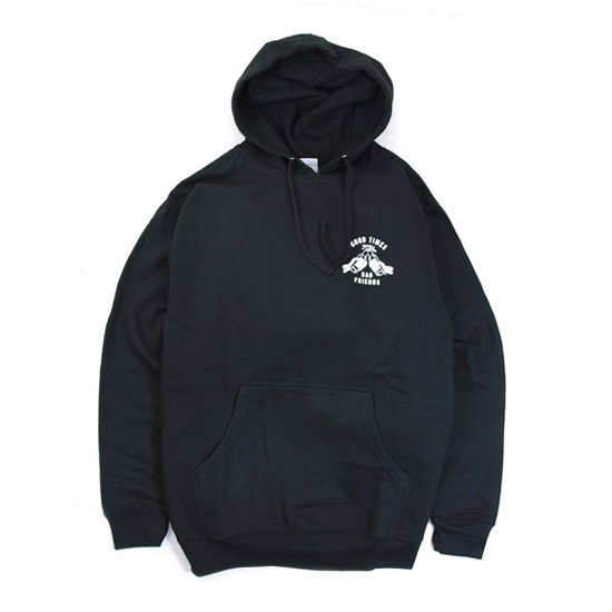 【SKETCHY TANK】GOOD TIME PULLOVER HOODED SWEAT【フードスウェット】