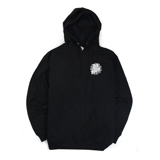 LURKING CLASS(SKETCHY TANK) DIE HIGH PULLOVER HOODED SWEAT