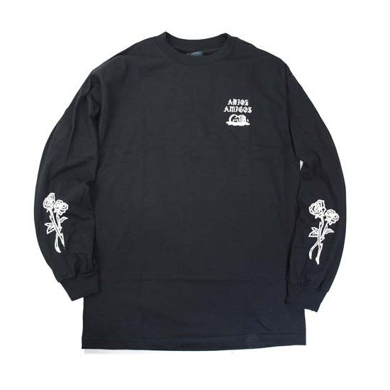 【SKETCHY TANK】ADIOS LONG SLEEVE TEE【ロンT】