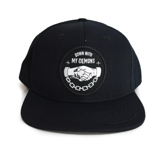 【SKETCHY TANK】DEMONS SNAP BACK CAP【キャップ】