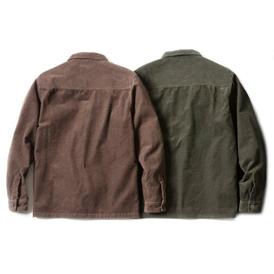 ROUGH AND RUGGED CORDUROY SHIRTS