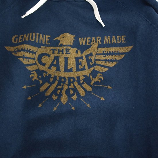 CALEE PULLOVER PARKA AW092