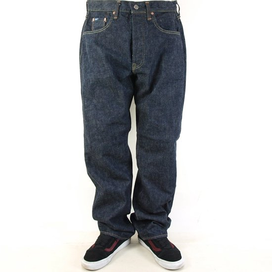 RADIALL KUSTOM 350B STRAIGHT FIT PANTS