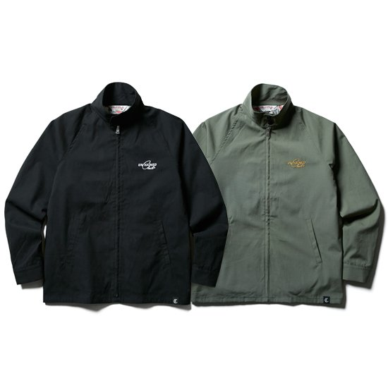 【CLUCT】LINED SWING TOP JACKET【スウィングトップ】