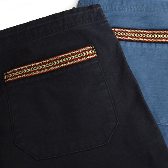RADIALL MONK WIDE FIT EASY PANTS