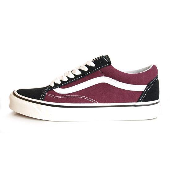 【VANS Anaheim Factory Collection】OLD SKOOL 36 DX BLACK【シューズ・スニーカー・靴】