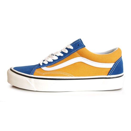 【VANS Anaheim Factory Collection】OLD SKOOL 36 DX OG BLUE【シューズ・スニーカー・靴】