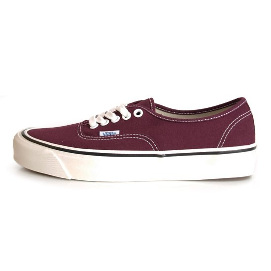 【VANS Anaheim Factory Collection】AUTHENTIC 44 DX OG BURGUNDY【シューズ・スニーカー・靴】