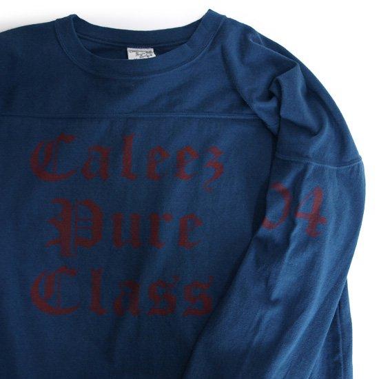 CALEE 3/4 SLEEVE FOOTBALL T-SHIRT