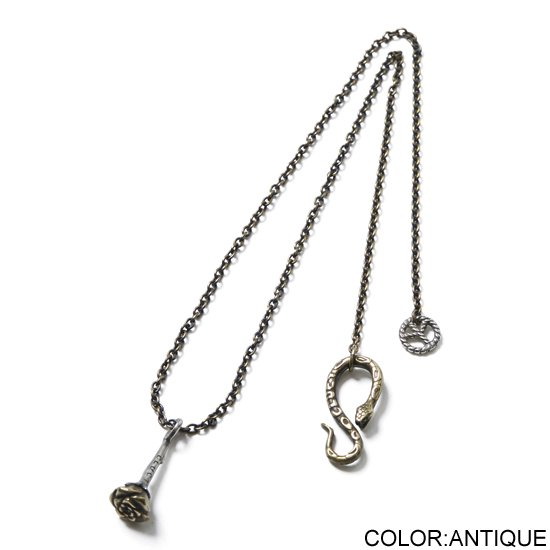 CLUCT ROSE NECKLACE2018