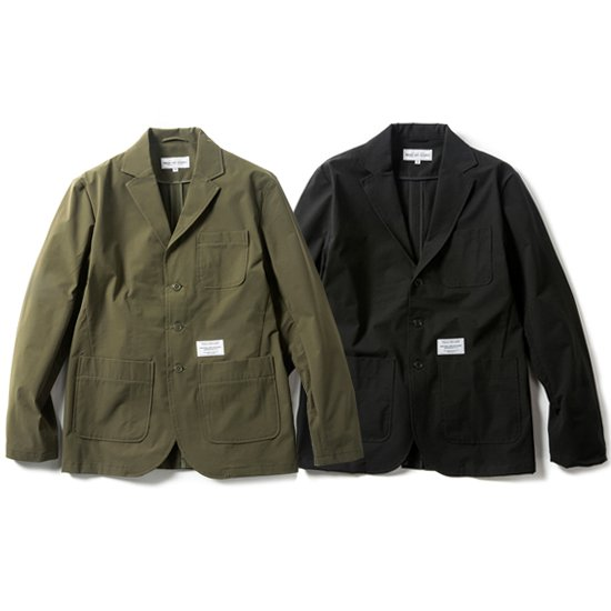 【ROUGH AND RUGGED】SNIFF JACKET【トラベルジャケット】