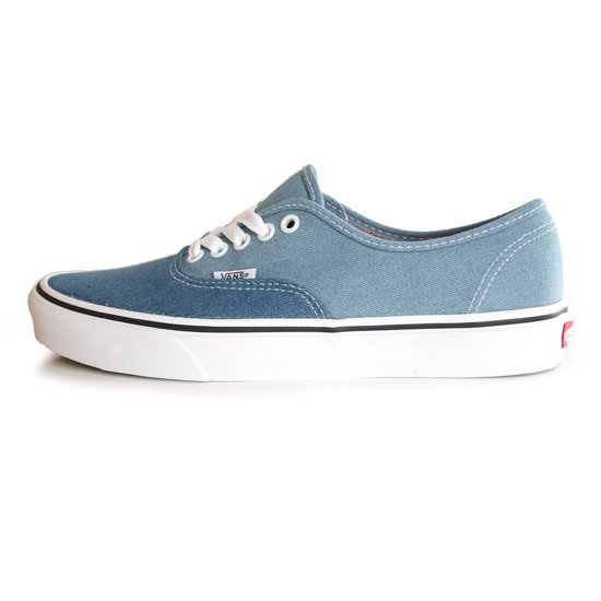 【VANS】AUTHENTIC DENIM 2-TONE BLUE/TRUE WHITE【シューズ・スニーカー・靴】