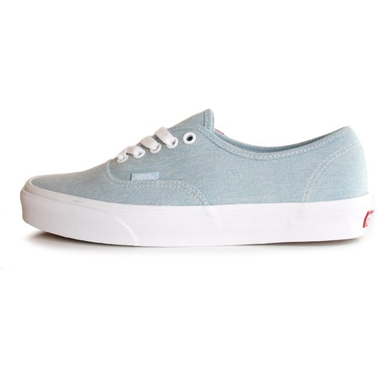 【VANS】AUTHENTIC DENIM 2-TONE BABY BLUE【シューズ・スニーカー・靴】