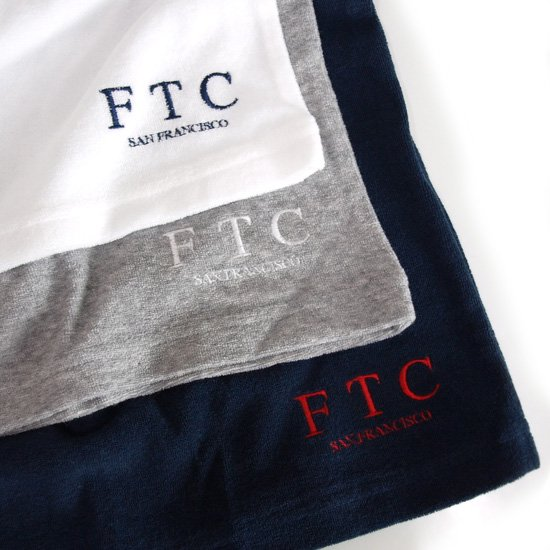 FTC TERRY POCKET TEE