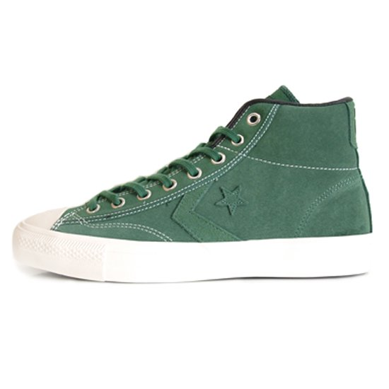 【CONVERSE SKATEBORDING】BREAK STAR SK HI +GREEN【シューズ・スニーカー・靴】